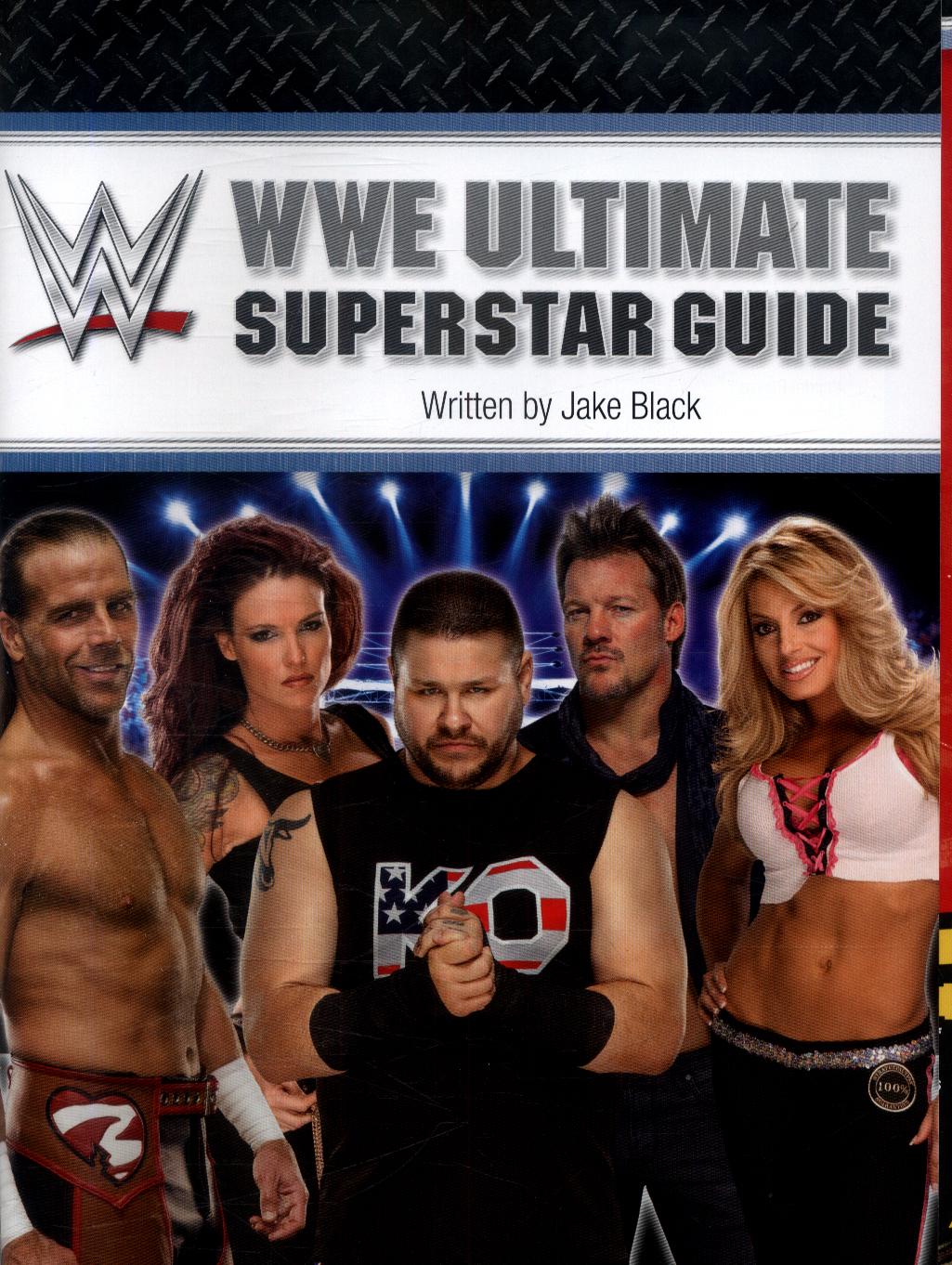 wwe superstar ultimate guide