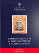 Image for Stanley Gibbons stamp catalogue: Commonwealth and British Empire stamps, 1840-1970