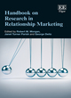 Image for Handbook on research in relationship marketing
