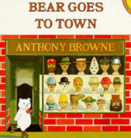 Image for Bear goes to town