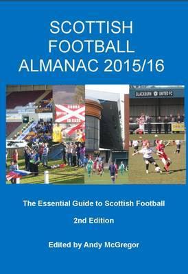 Image for Scottish football almanac 2015/16