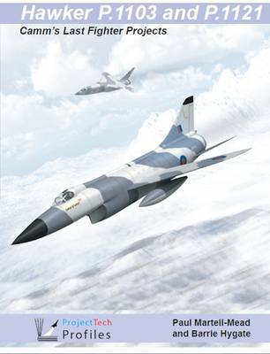 Image for Hawker P.1103 and P.1121  : Camm's last fighter projects
