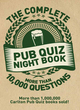 Image for The best pub quiz book