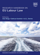 Image for Research handbook on EU labour law