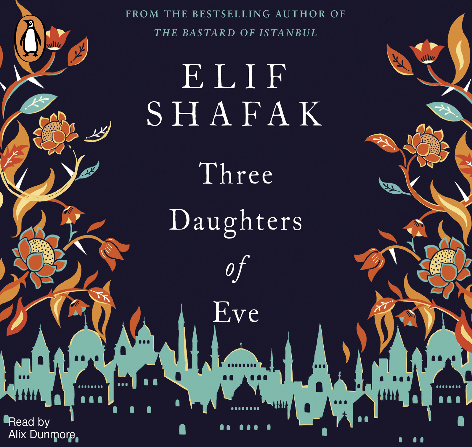 Image for Three daughters of Eve