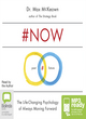 Image for `Now  : the surprising truth about the power of now