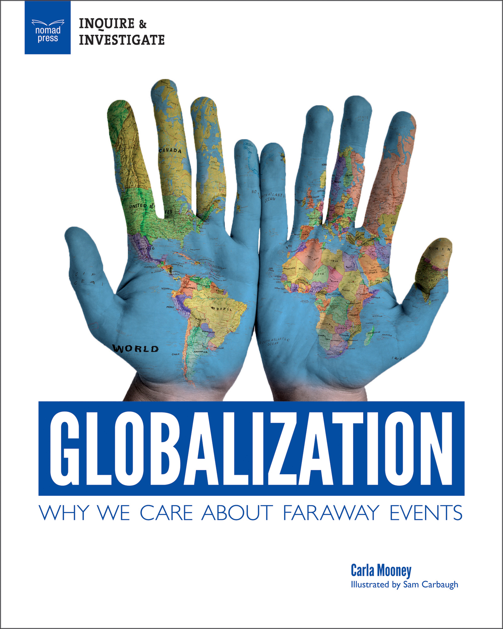 Image for Globalization  : why we care about faraway events