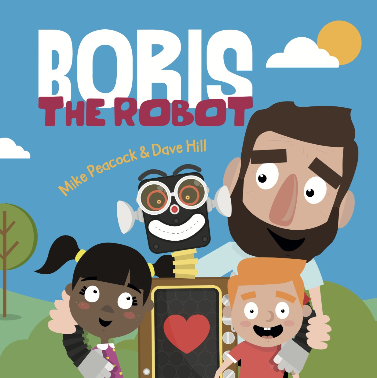 Image for Boris the robot