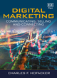 Image for Digital marketing  : communicating, selling and connecting