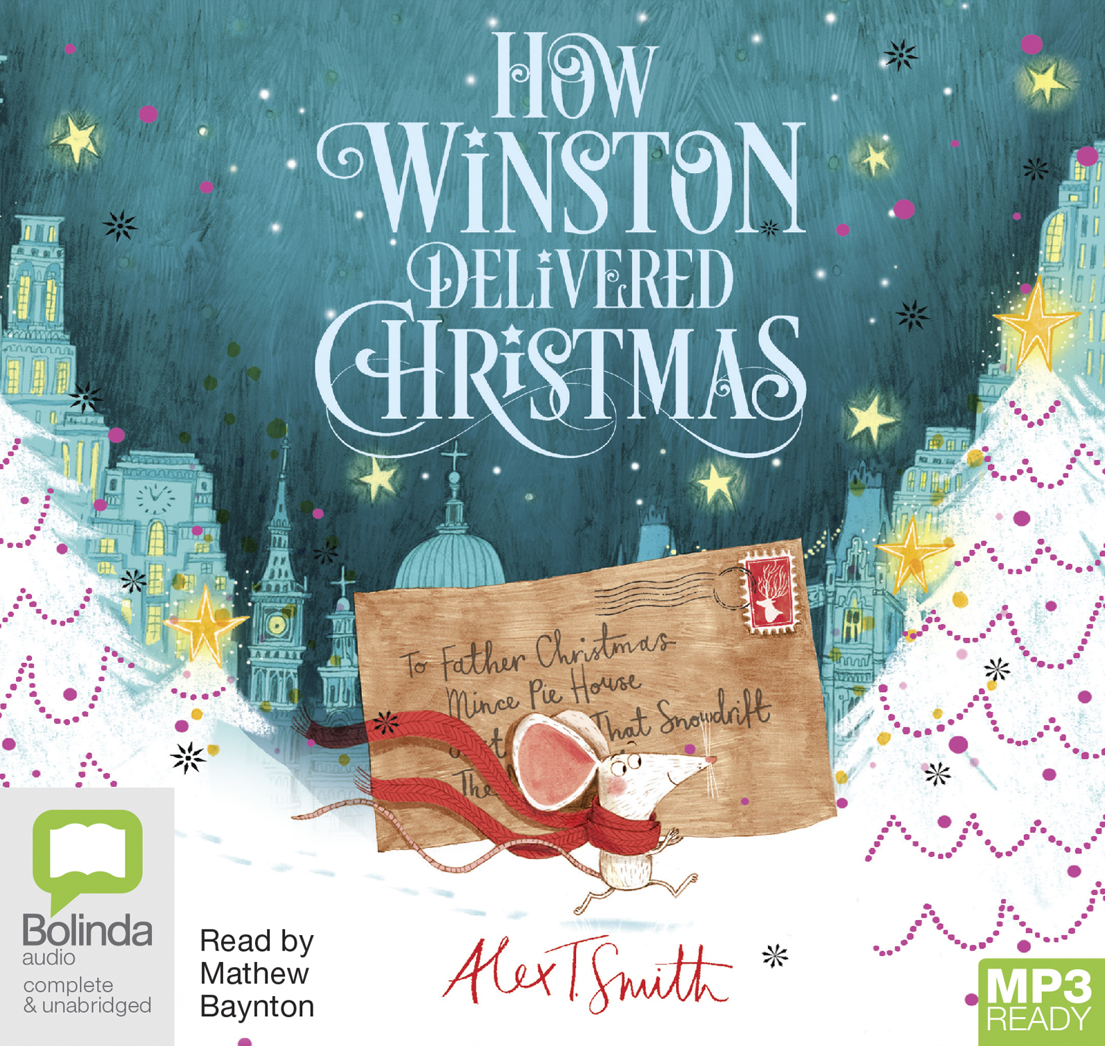 Image for How Winston delivered Christmas