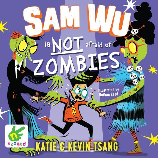 Image for Sam Wu is NOT afraid of zombies