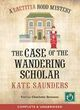 Image for The case of the wandering scholar