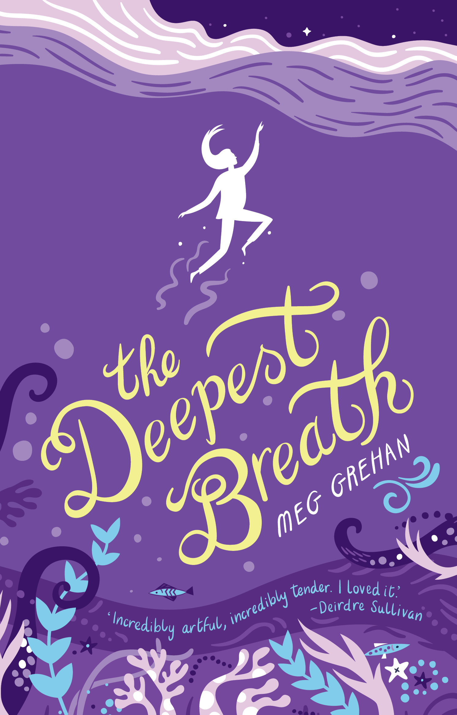 Image for The deepest breath