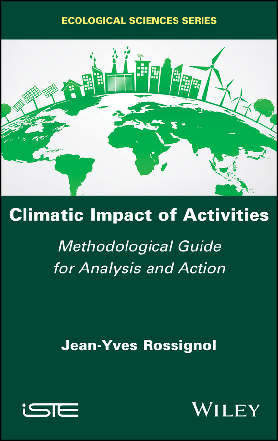 Image for Climatic impact of activities  : methodological guide for analysis and action