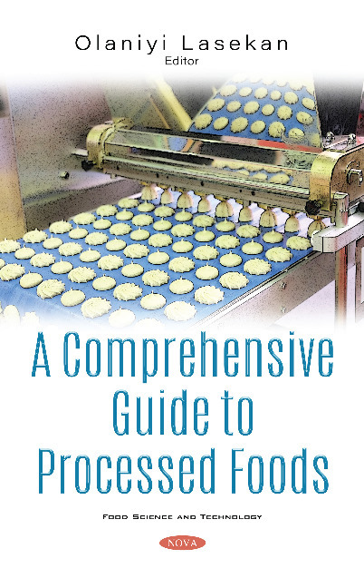 Image for A comprehensive guide to processed foods