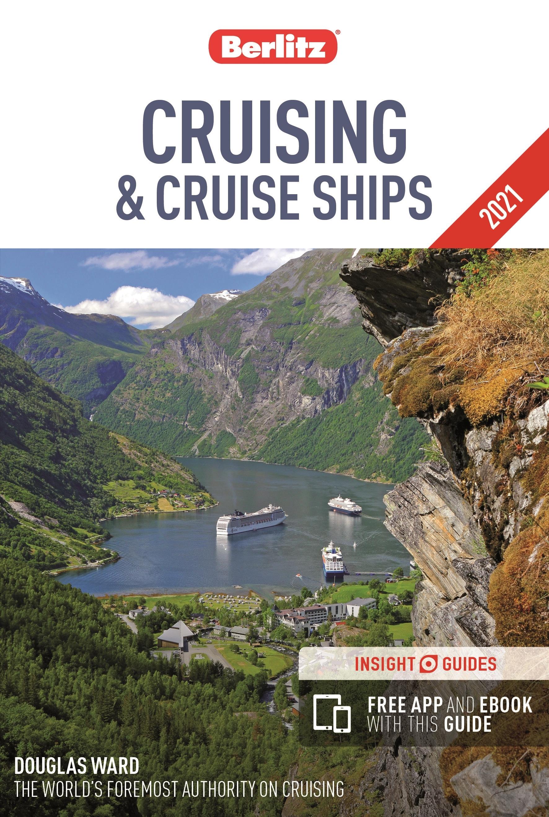 Image for Berlitz cruising & cruise ships 2021