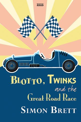 Image for Blotto, Twinks and the Great Road Race