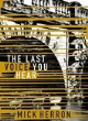 Image for The last voice you hear
