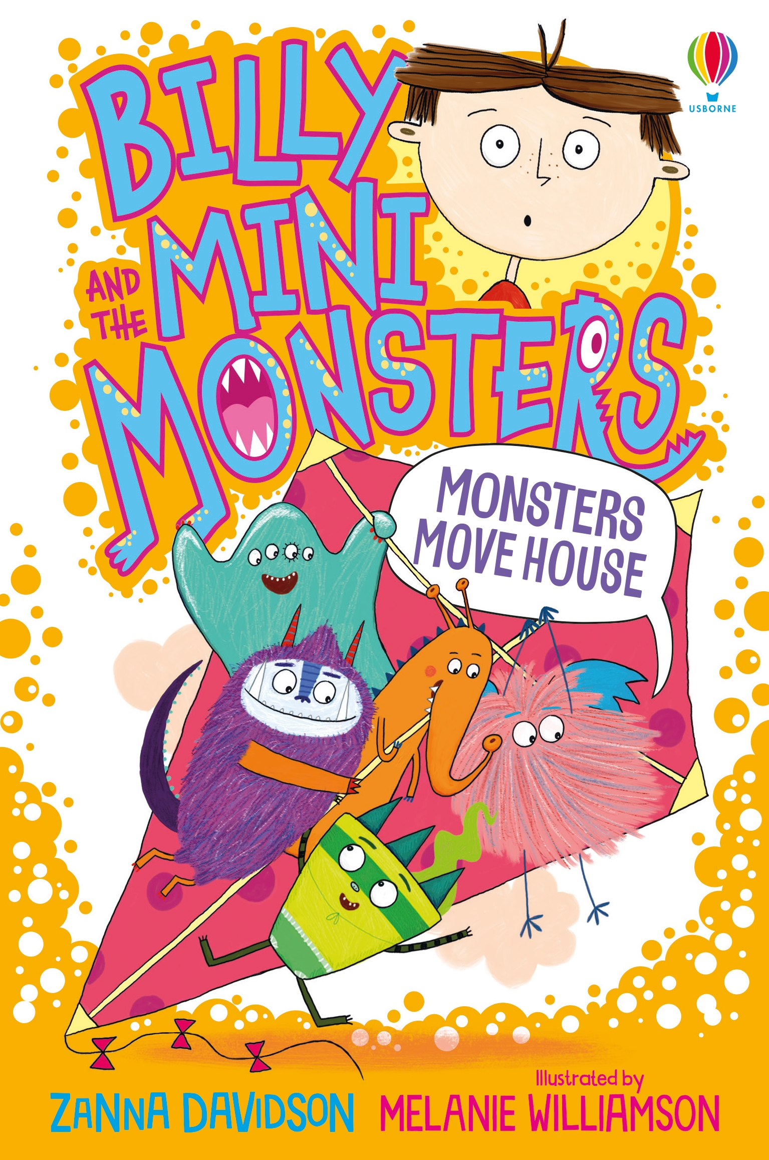 Image for Monsters move house