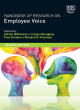Image for Handbook of research on employee voice