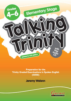 Image for Talking Trinity  : preparation for the Trinity Graded Examinations in Spoken English (GESE)Elementary stage