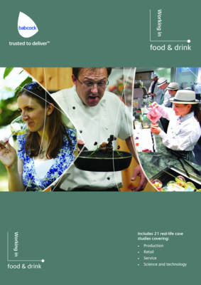 Image for Working in food & drink