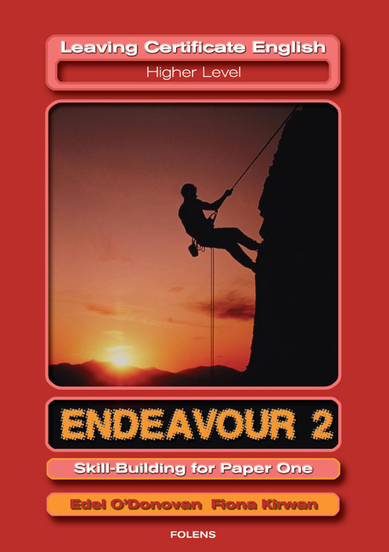 Image for Endeavour 2  : skill-building for paper oneLeaving Certificate English higher level