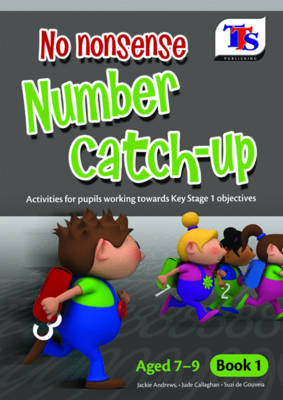 Image for No nonsense number catch-up  : activities for pupils working towards Key Stage 1 objectivesAges 7-9, book 1