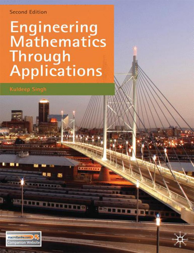Engineering Mathematics Through Applications - Kuldeep Singh