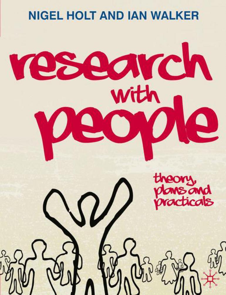 Research with People - Nigel Holt|Ian Walker - Macmillan