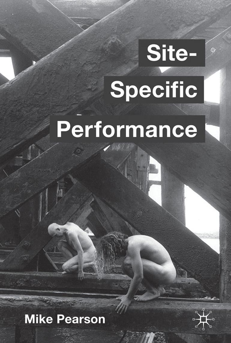 Site-Specific Performance - Mike Pearson - Macmillan