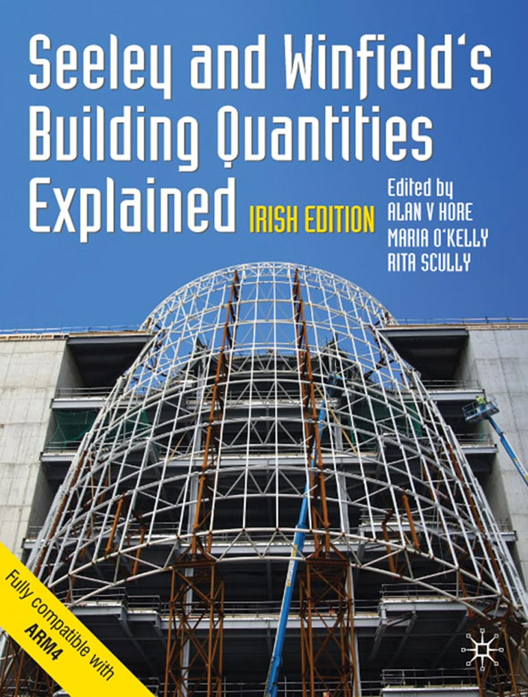 Seeley and Winfield's Building Quantities Explained: Irish
