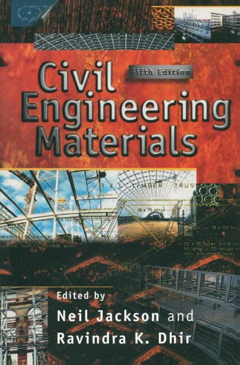 Civil Engineering Materials - Ravindra K  Dhir|Neil Jackson