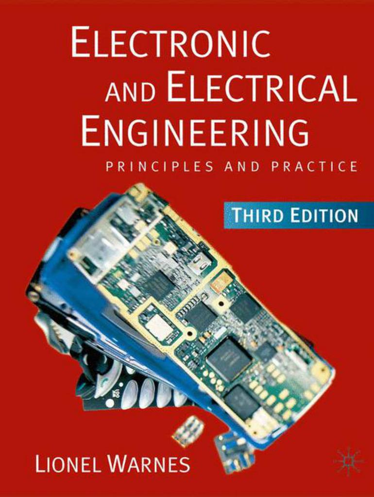 Electronic and Electrical Engineering - Lionel Warnes