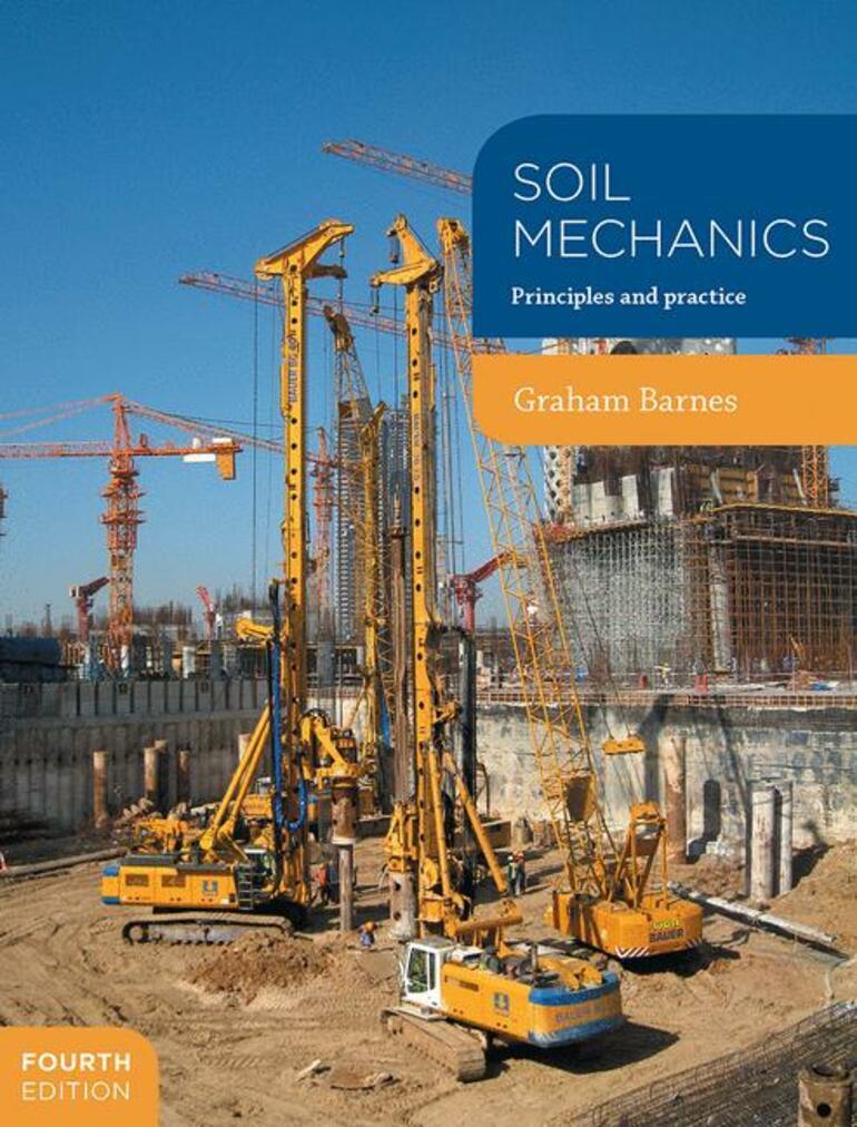 Soil Mechanics - G E  Barnes - Macmillan International