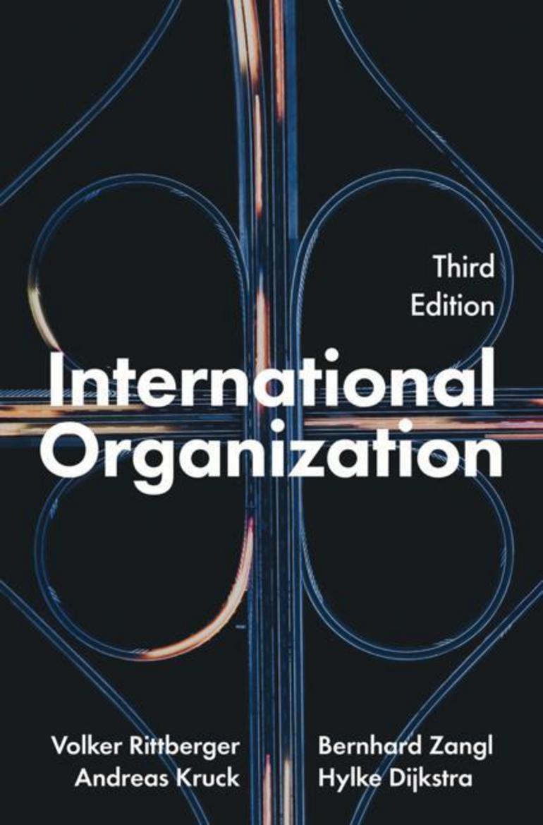 International Organization - Volker Rittberger|Bernhard Zangl ...