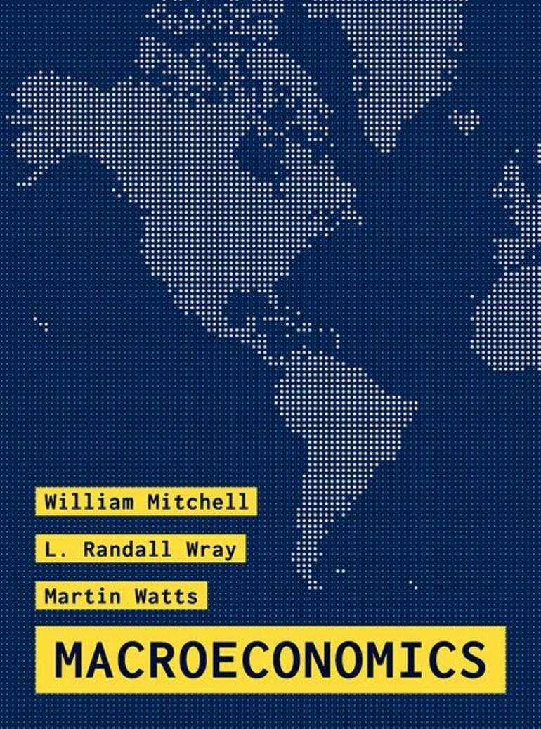 Macroeconomics - William Mitchell L  Randall Wray Martin