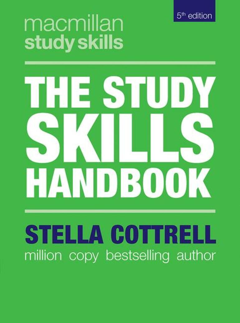 The Study Skills Handbook - Stella Cottrell - Macmillan