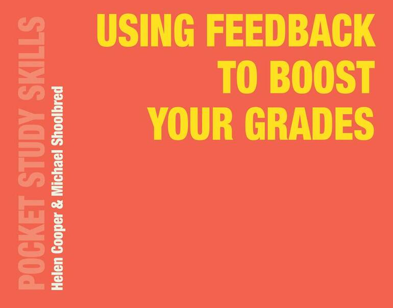 using feedback to boost grades jacket