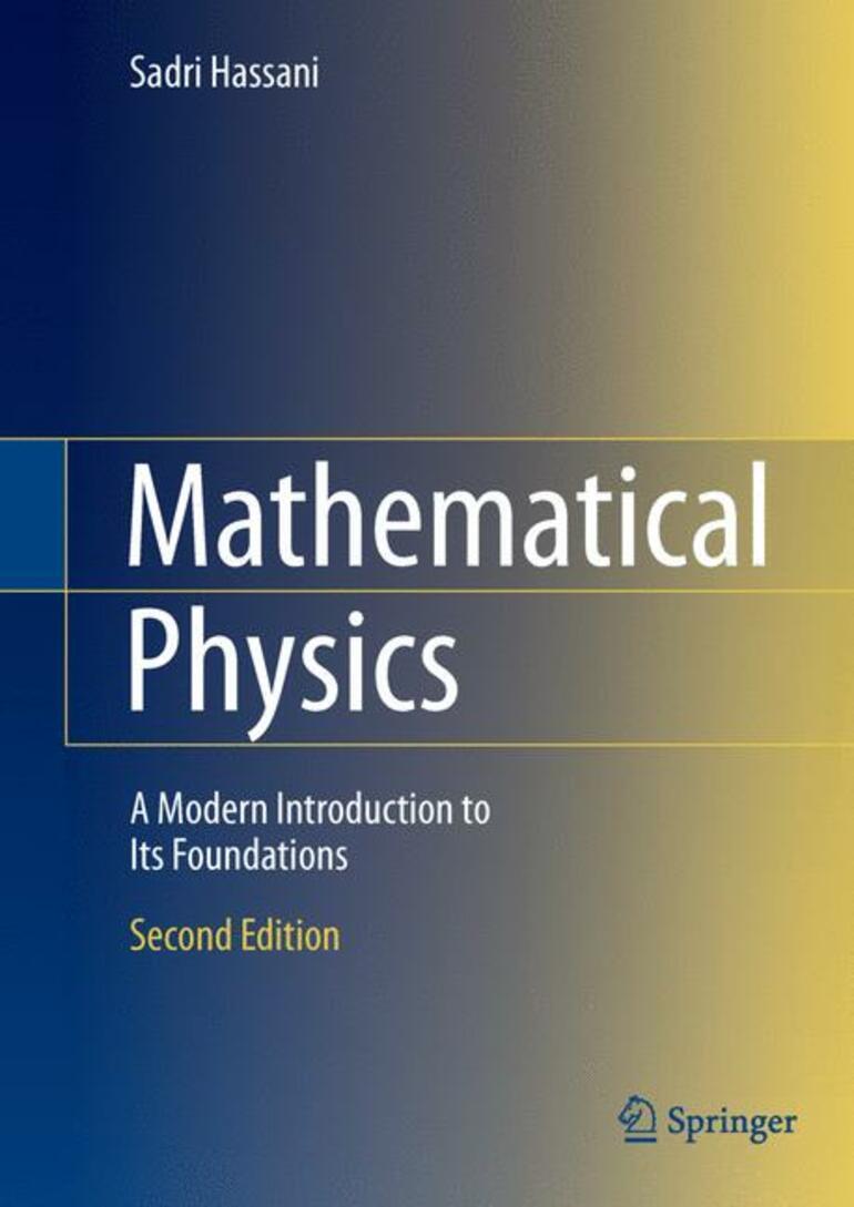 Mathematical Physics Sadri Hassani Macmillan