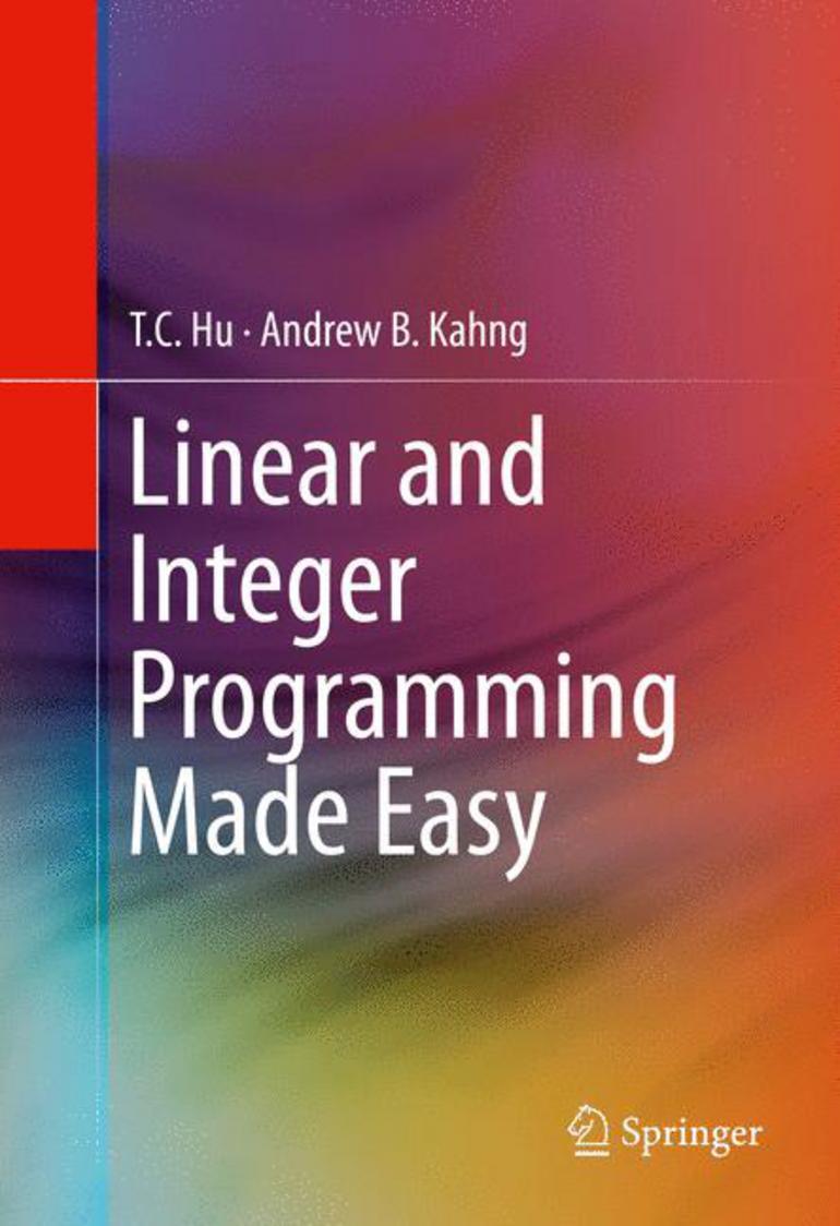 Linear Programming Book