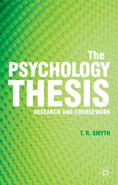 The Psychology Thesis