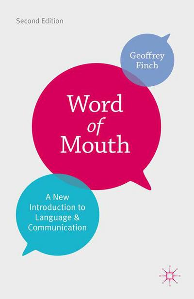 What is this thing called language david nunan macmillan word of mouth geoffrey finch fandeluxe Choice Image