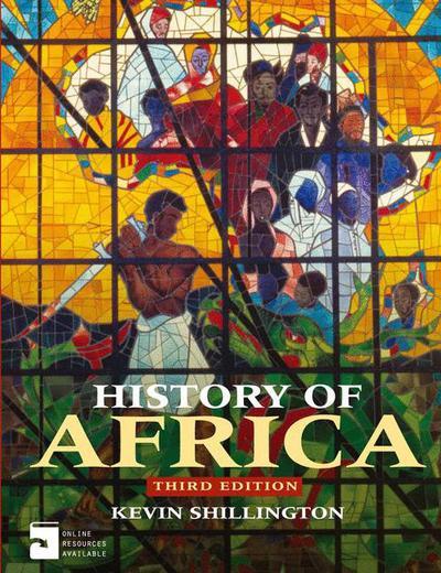 history of africa shillington pdf