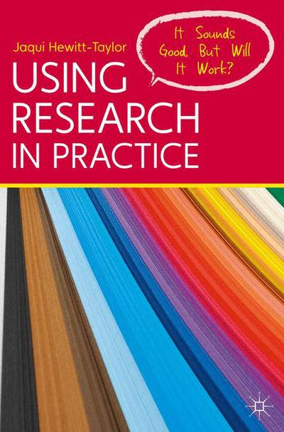 Using Research in Practice