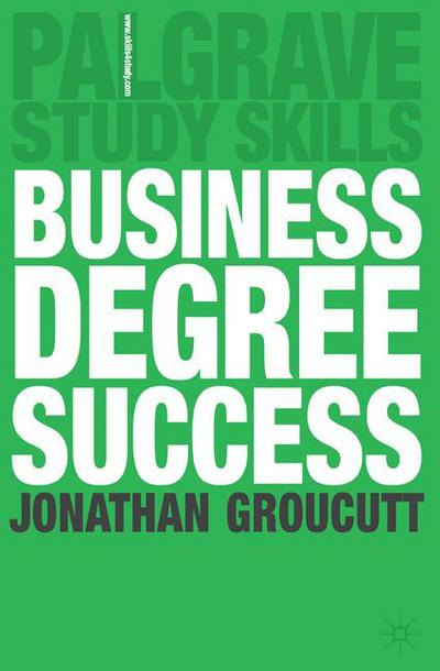 Business Degree Success