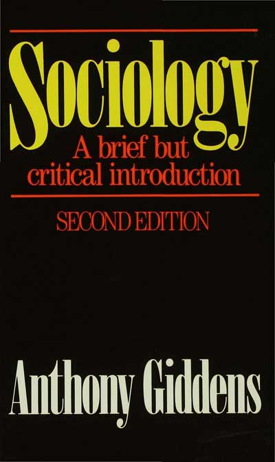 Sociology: A Brief but Critical Introduction