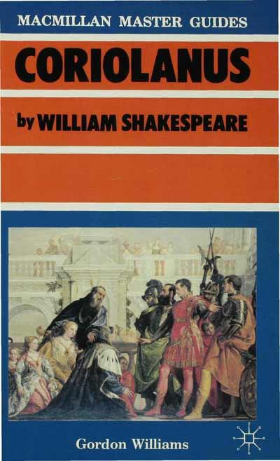 Shakespeare: Coriolanus