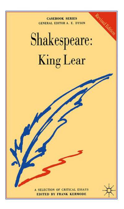 king lear new critical essays Download king lear new critical essays shakespeare criticism using a variety of approaches, from postcolonialism and new historicism to psychoanalysis and gender studies, the leading international contributors to king lear: new critical essays offer major new.