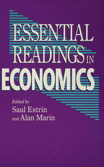 Essential Readings in Economics